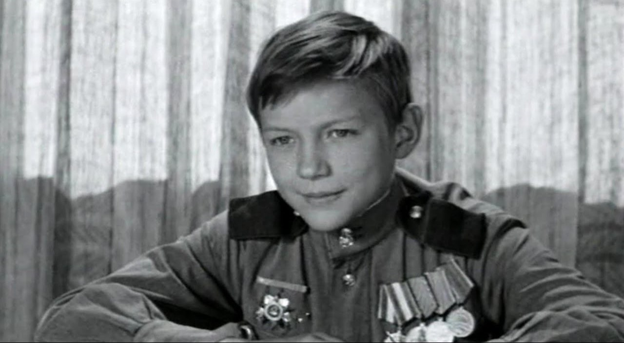 Колесников Александр - сын полка
